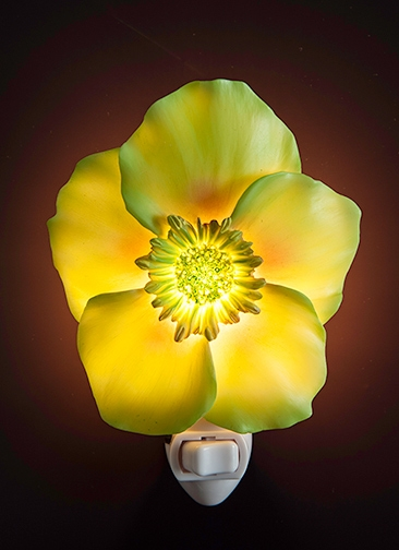 Green Hellebore Nightlight